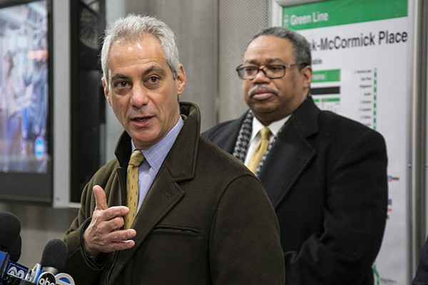 In a New York Times op-ed, Mayor Rahm Emanuel boasted about Chicago's public transportation system but failed to give props to the people who do the actual work.