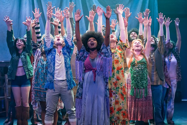 Mercury Theater's Hair: The American Tribal Love-Rock Musical