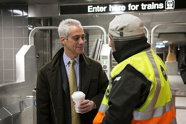 When Emanuel released his 2018 budget proposal, he announced that Chicago is planning to add a 15-cent surcharge to the existing city ride-share fee of 52 cents per trip, promising that the additional revenue would be earmarked for the CTA, not used to plug the city's budget hole.