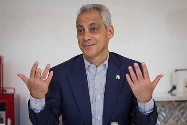 "If Emanuel really was ridding Chicago of ""fiscal smoke and mirrors"" he'd be looking for more progressive forms of taxation that would enable the city to borrow less money."