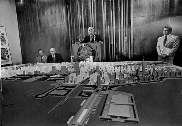 In 1973, Mayor Richard J. Daley laid out Chicago 21, a plan crafted by political and corporate chieftains to concentrate development downtown and lure the middle class back to the city.