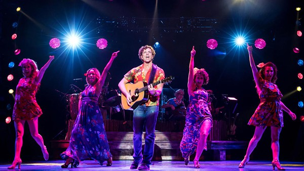 Escape to Margaritaville, at the Oriental Theatre