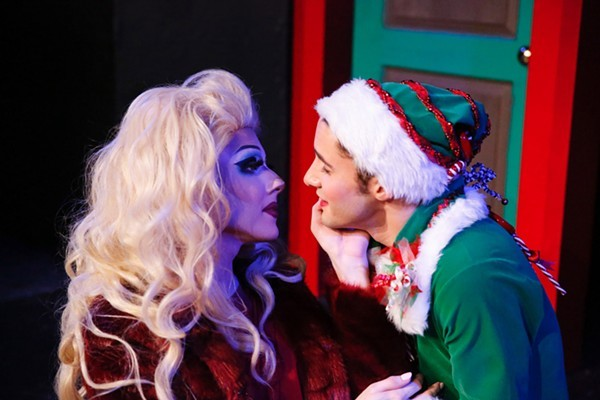 The Other Theatre Company's Barney the Elf