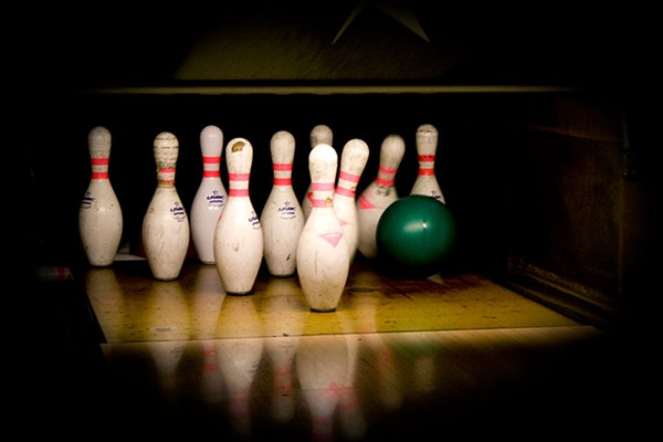 It's not how you bowl, it's how you roll.