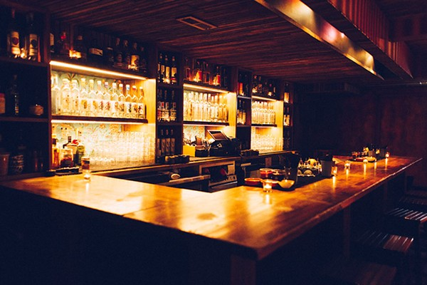 Quiote provides some food to soak up all the mezcal.