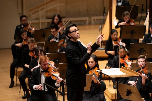 Ken-David Masur and the Civic Orchestra of Chicago