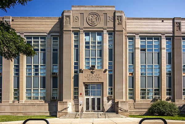 Chicago Vocational High School