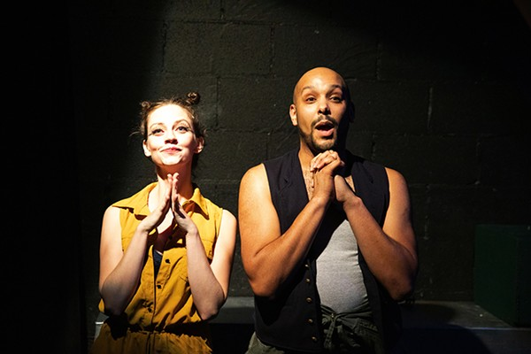Love and Information at Trap Door Theatre