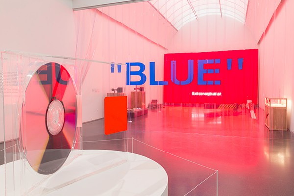 "Virgil Abloh's ""Figures of Speech"" at the Museum of Contemporary Art Chicago"