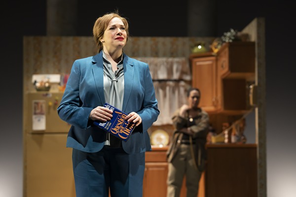 Roe at the Goodman Theatre