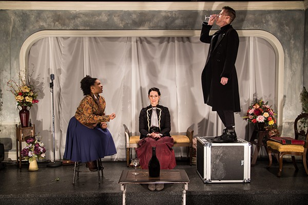 Hedda Gabler: A Play With Live Music