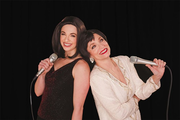 Judy and Liza—Once in a Lifetime