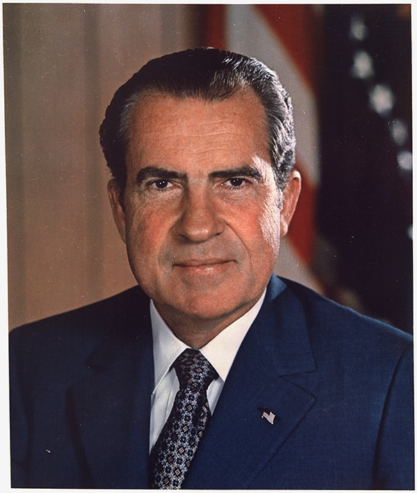 I know lefties who voted for Richard Nixon in 1968 because they were so incensed with Dems over the Vietnam War.