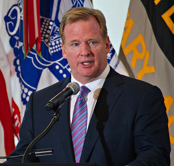 NFL commissioner Roger Goodell now says the league was wrong for not listening to Black players earlier.
