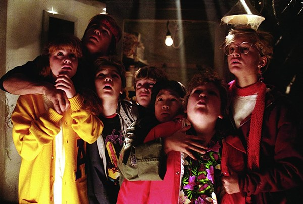 Chicago Drive-In kicks things off with a screening of The Goonies on Thu 6/11 at 8:30 PM.