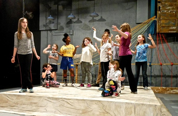 Chicago Children's Theatre hopes to resume in-person camps in August, but with precautions.
