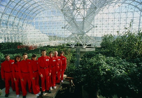 The documentary Spaceship Earth looks at the real-life experiment Bio-Dome mocks.