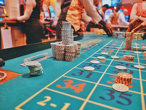 The Chicago casino takes the taxpayers' chips.