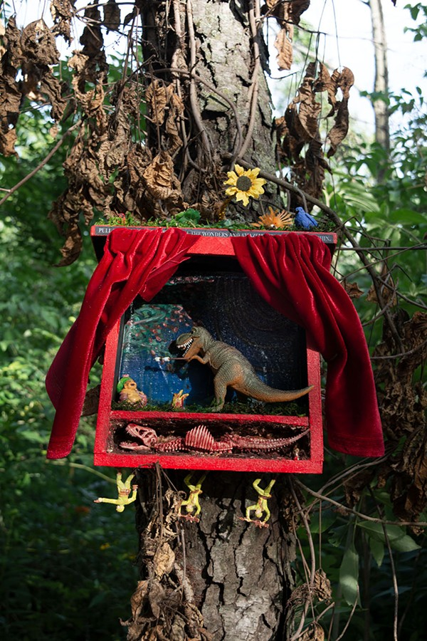 Diorama from Messages of Hope