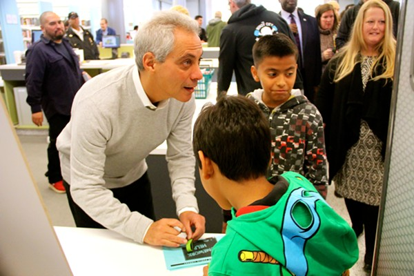 """""""Apparently, Rahm figured he was the man to save the schools even as he knew almost nothing about them."""""""
