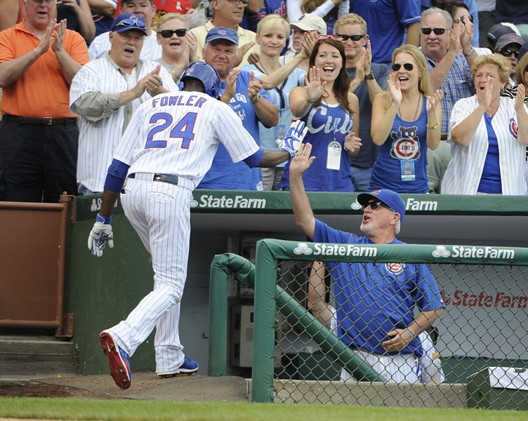 Maddon's rah-rah positivity is driven by an appreciation for how difficult baseball is to play at the highest level. - DAVID BANKS/AP PHOTO