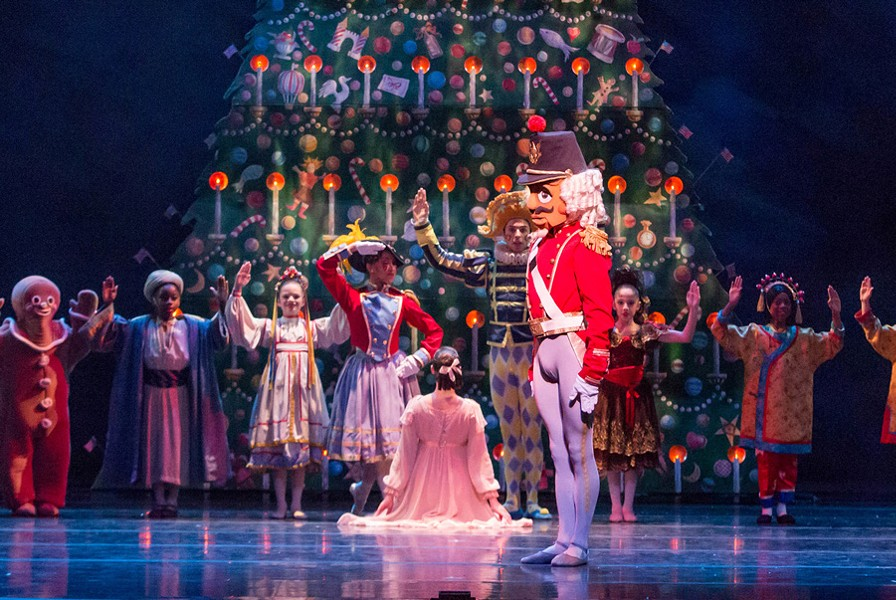 A 2014 performance of The Nutcracker - CHERYL MANN
