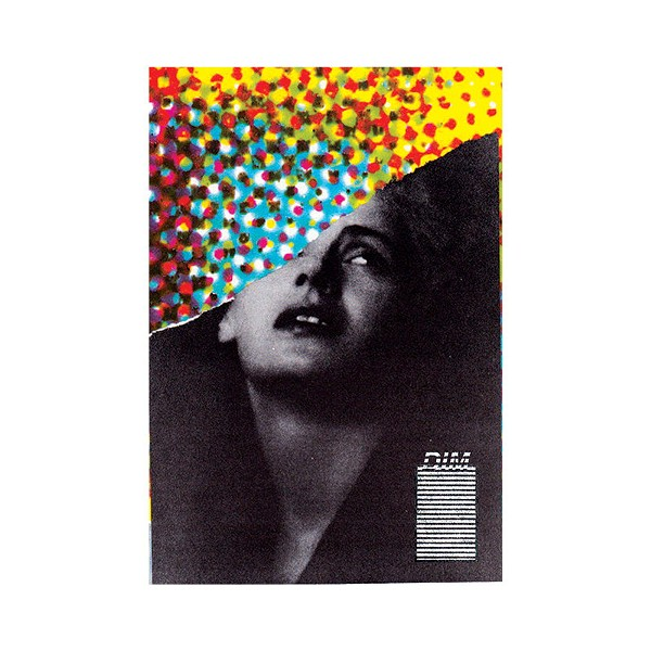 The cover of Dim's self-released cassette, which is also called Dim