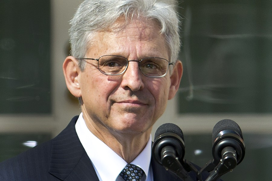 Judge Merrick Garland - AP PHOTO/PABLO MARTINEZ MONSIVAIS