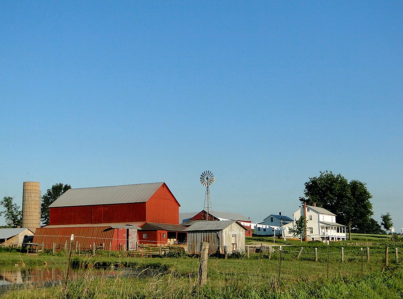 Amish Acres - CINDY CORNETT SEIGLE/FLICKR