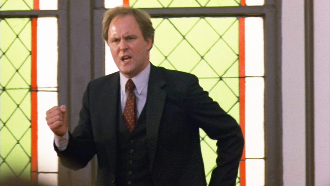 The town preacher in the movie Footloose tried to ban rock music and dancing—sound familiar? - YOUTUBE