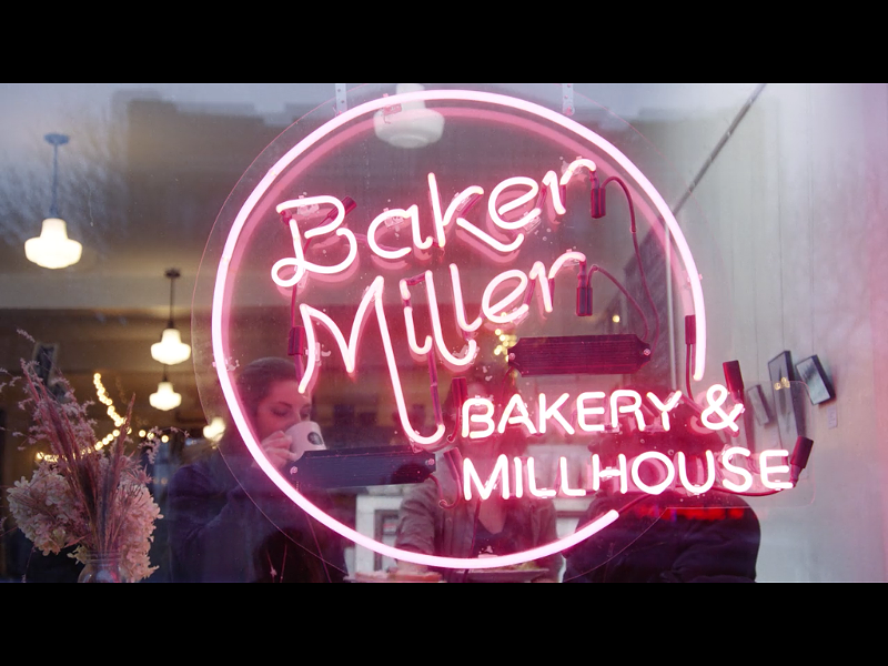 Baker Miller Bakery & Millhouse in Lincoln Square