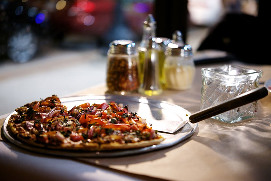 Ranalli's offers $10, $20, and $30 pizza deals during Andersonville Restaurant Week. - COURTESY RANALLI'S OF ANDERSONVILLE