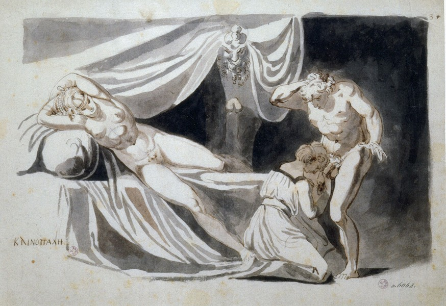 """""""If you ever want to have that threesome or experiment with anal, HARD, you need to keep talking with your wife about these fantasies—and you need to tell her your fantasies too!"""" - WOLFGANG RIEGER [PUBLIC DOMAIN], VIA WIKIMEDIA COMMONS"""