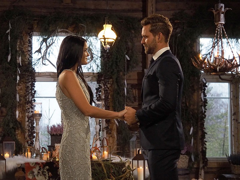 Raven Gates lost Nick Viall's proposal on The Bachelor, but she won her freedom. - ABC