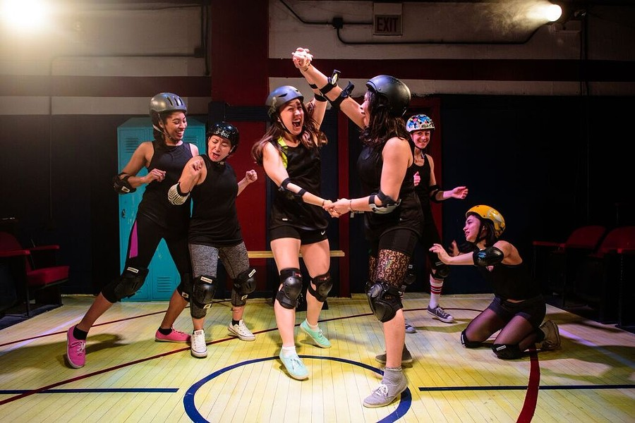 Pride Films and Plays' For the Love of (or, The Roller Derby Play) - PAUL GOYETTE