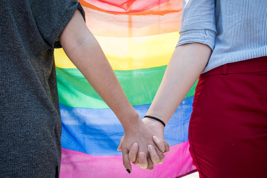 The Seventh Circuit Court of Appeals ruled this month that a lesbian college professor had the right to sue her school alleging discrimination based on her sexual orientation. - AFP