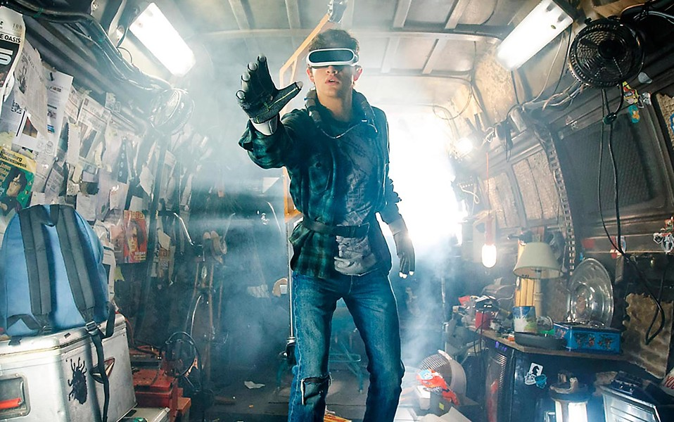 The movie adaptation of nerd-worshipping novel Ready Player One is coming later in 2018.