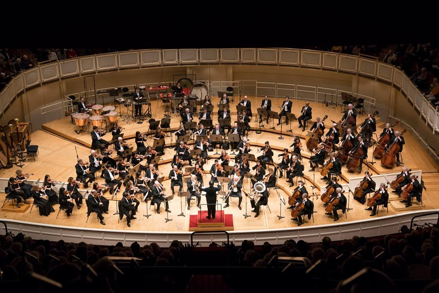 The Chicago Symphony Orchestra holds a Chinese New Year Celebration concert on Sat 2/17.