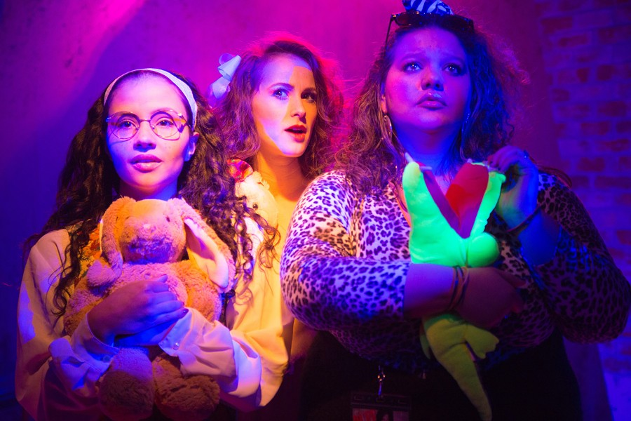 Hot Pink, or Ready to Blow, a satirical take on 80s high school comedies, has showings Mon 3/26 and Thu 3/9. - AUSTIN D. OIE