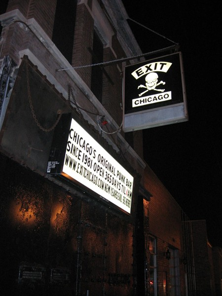 Exit at its current location on North Avenue - STRAIGHTEDGE217 VIA FLICKR