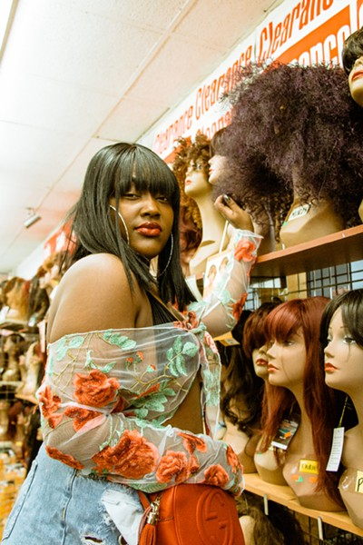 Cupcakke and the girls - QURISSY LOPEZ