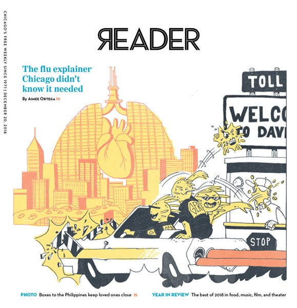 On the cover: Illustration by Bobby Sims. For more of Sims's work, go to  - www.bobbysims.design.