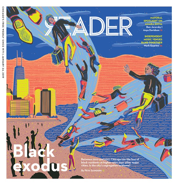 On the cover: Illustration by Simone Martin-Newberry. For more of Martin-Newberry's work, go to heysimone.com.