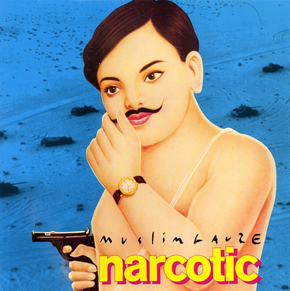 The cover art for the 1997 Muslimgauze album Narcotic