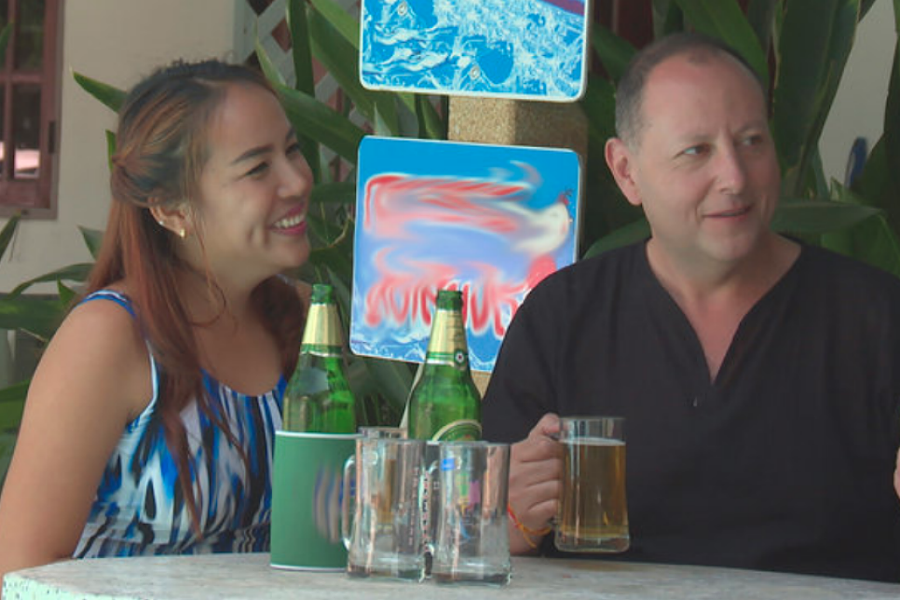 One of 90 Day Fiancé's most confusing couples is Annie and David from season five. - TLC