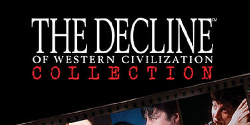 Revisit The Decline of Western Civilization this weekend
