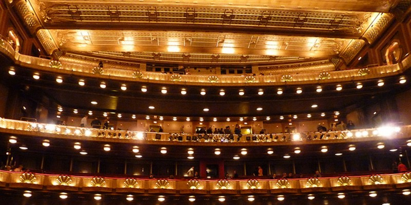The Chicago City Council's Progressive Caucus wants to apply the amusement tax to Lyric Opera and the Chicago Symphony Orchestra.