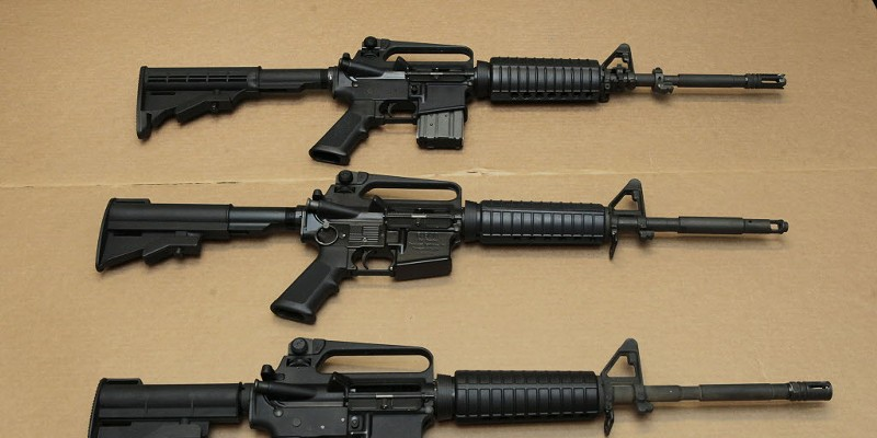 Omar Mateen used an AR-15 that he purchased legally when he killed 49 people in an Orlando nightclub over the weekend.