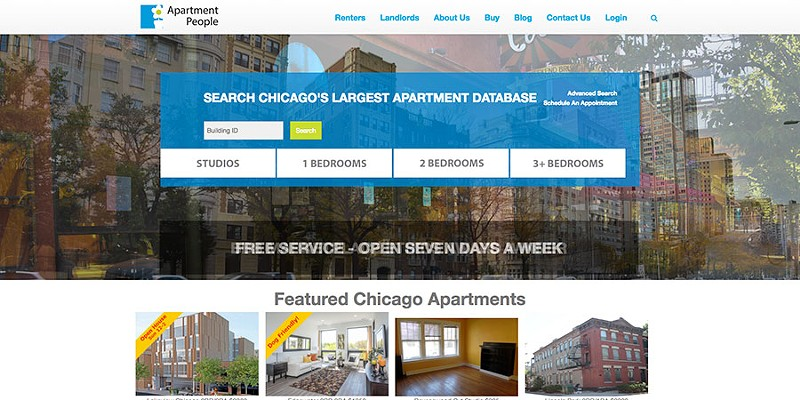 Best apartment finder