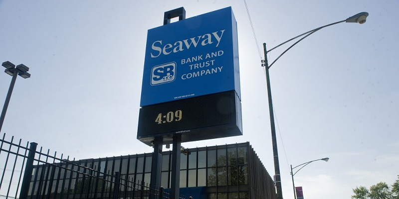 Seaway Bank, located at 645 E. 87th Street